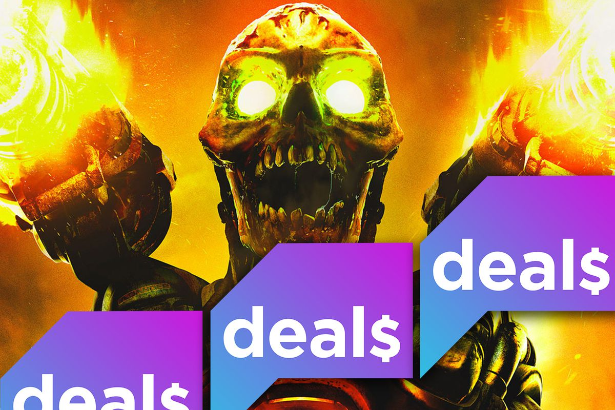 Halloween sales at Steam, Green Man Gaming, and more of the best ...