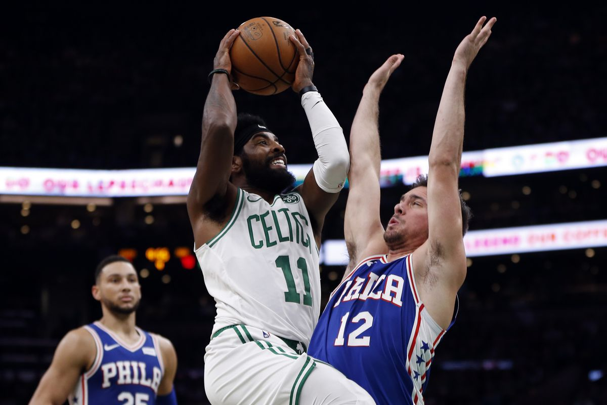 a32a75afc93 Preview: Boston Celtics vs. Philadelphia 76ers - CelticsBlog