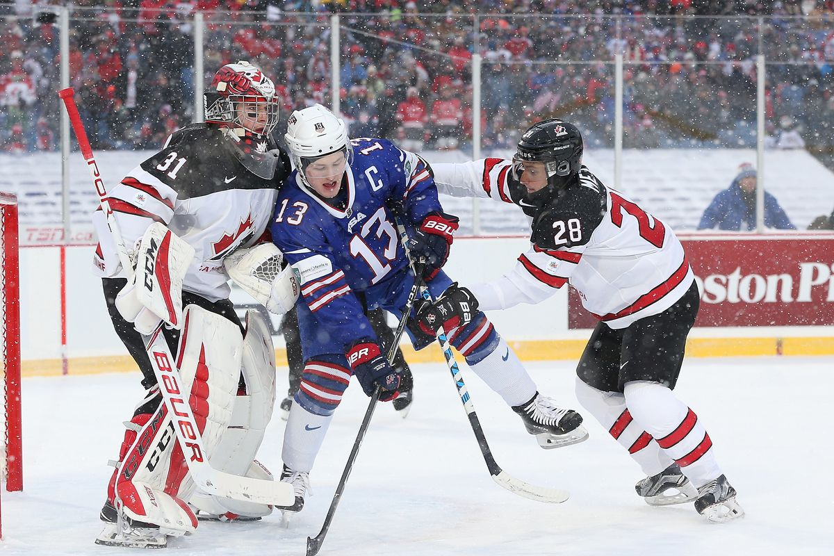 USA vs  Canada, World Juniors live stream: Time, TV schedule, and