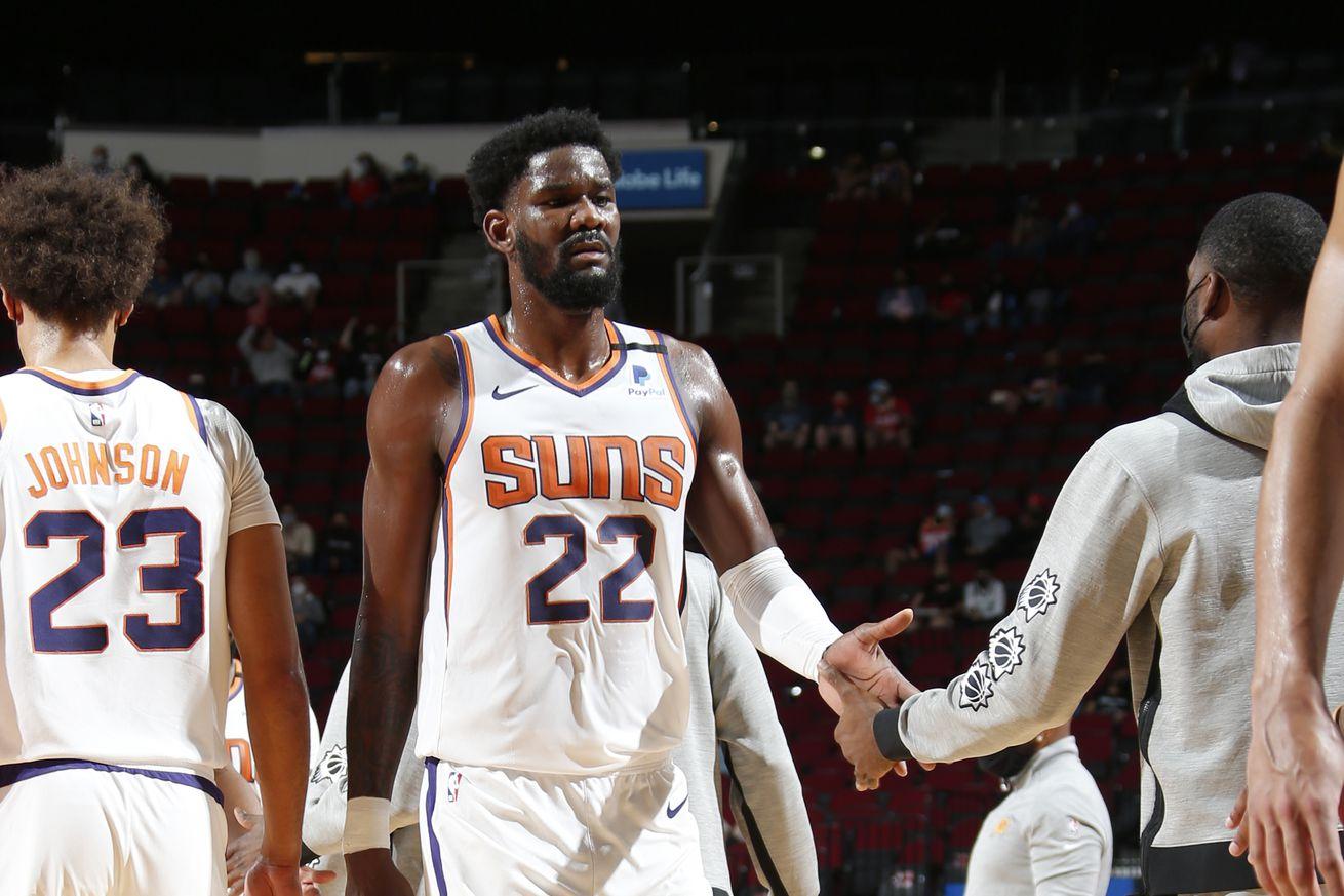 Phoenix Suns v Houston Rockets