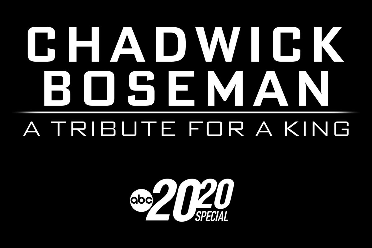 The new tribute to Chadwick Boseman that aired on ABC is now available on Disney Plus.