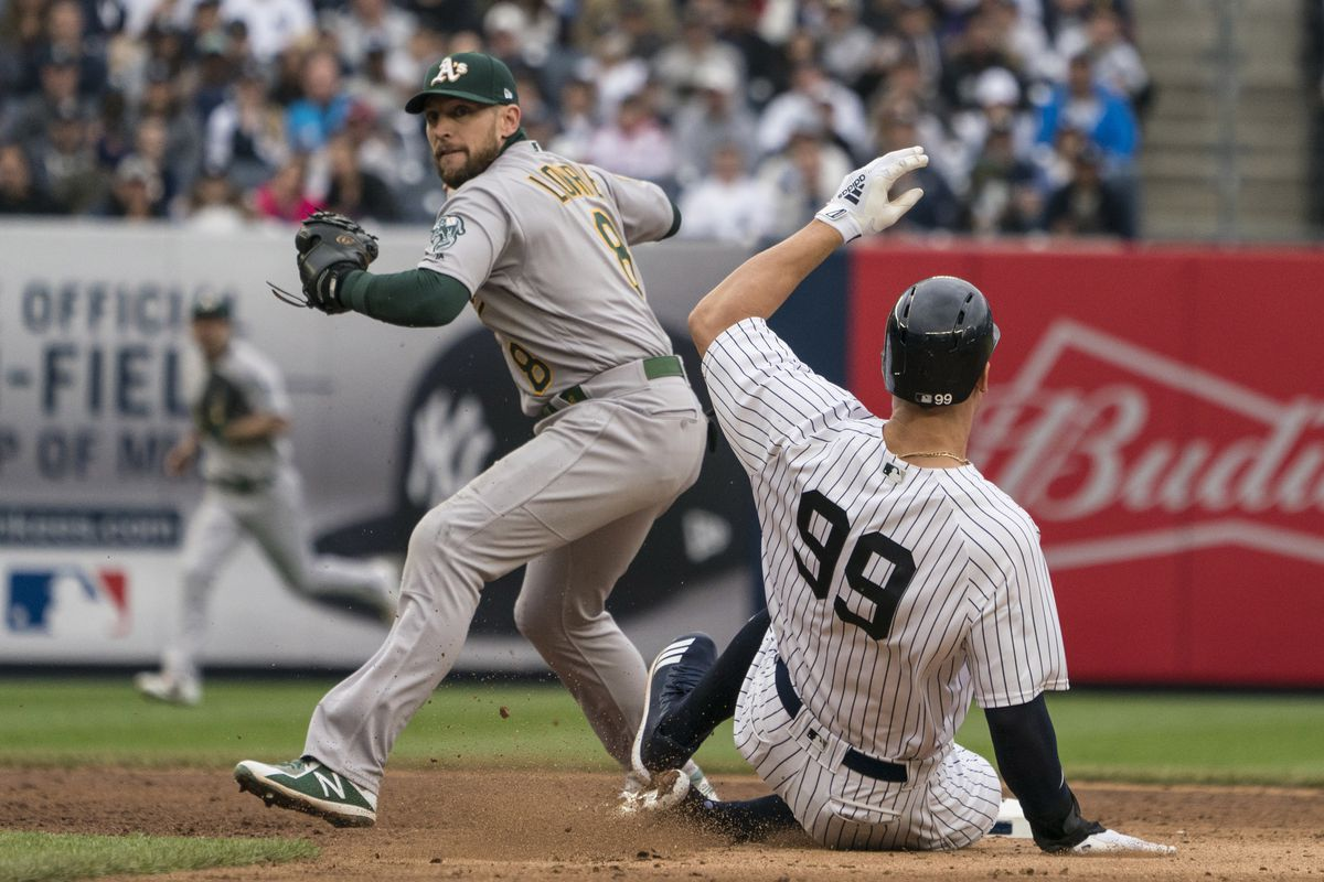 American League Wild Card Game 2018 Yankees Will Host As