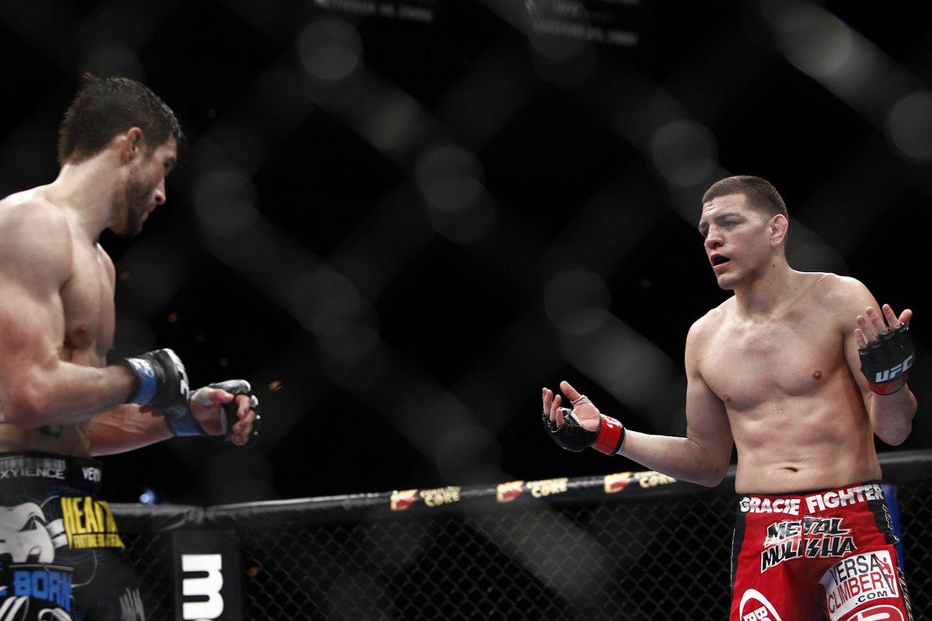 Gallery Photo: UFC 143 Fight Night Photos