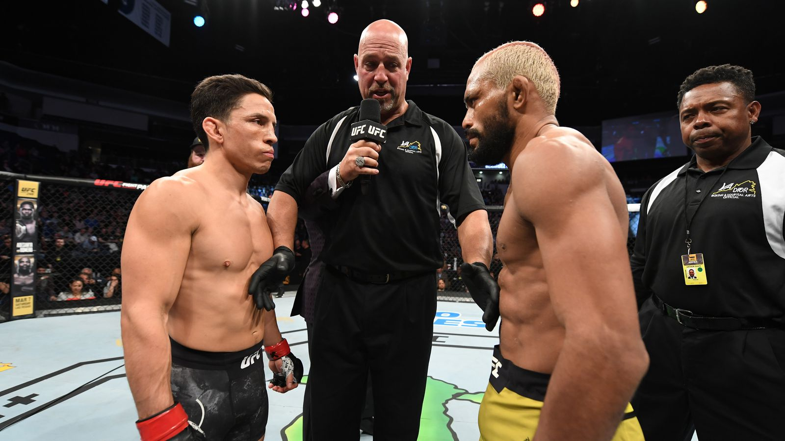 Joseph Benavidez wants to hurt 'villain' Deiveson Figueiredo for bragging about head-butt in first fight – MMA Mania