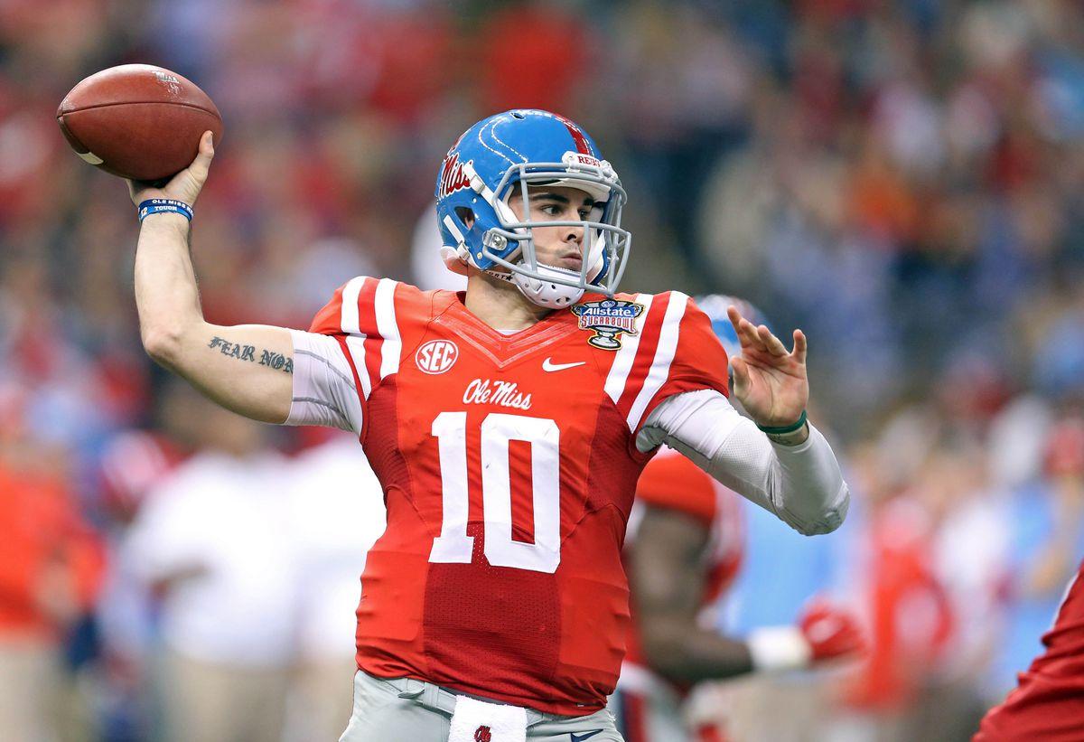 NCAA Football: Sugar Bowl-Oklahoma State vs Mississippi