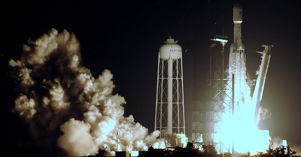 SpaceX, ULA are the big winners for US national security launches