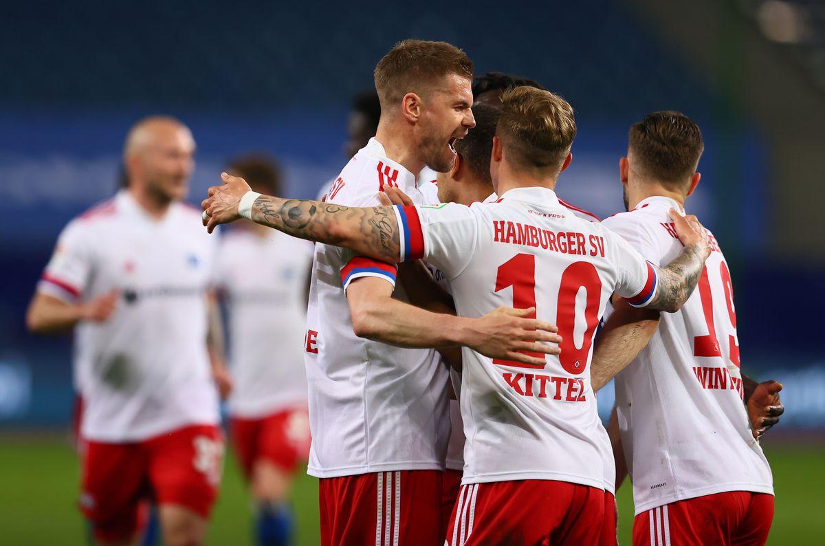 Hamburger SV v 1. FC Nürnberg - Second Bundesliga