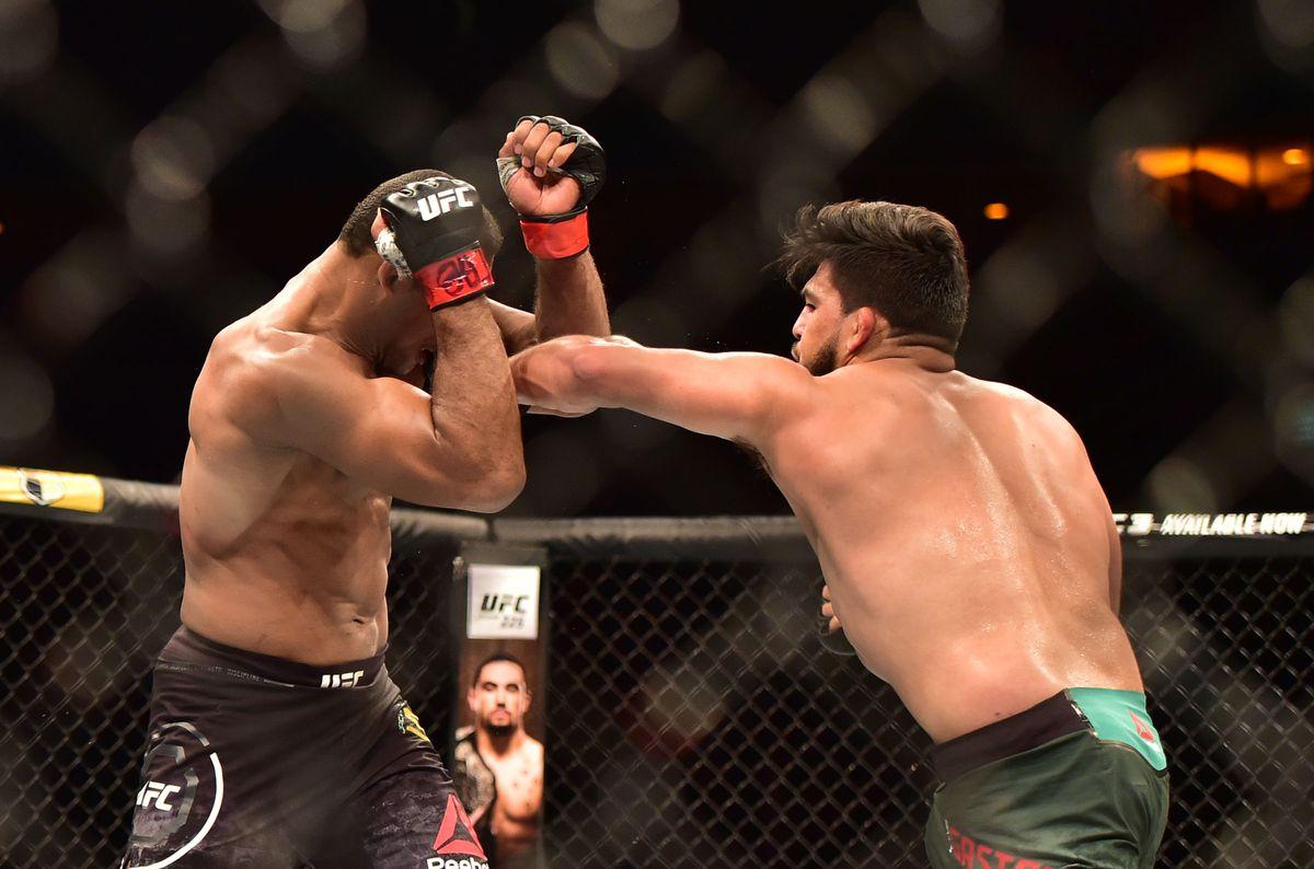 MMA: UFC 224- Ronaldo vs Gastelum