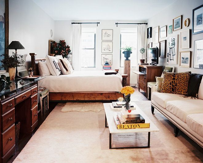 24 Small Spaces with Wonderful Maximalist Decorating - Curbed