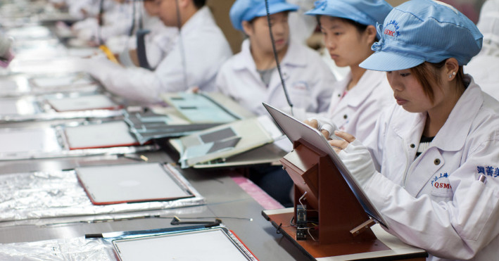 Former employees say Apple stood by while suppliers violated Chinese labor laws