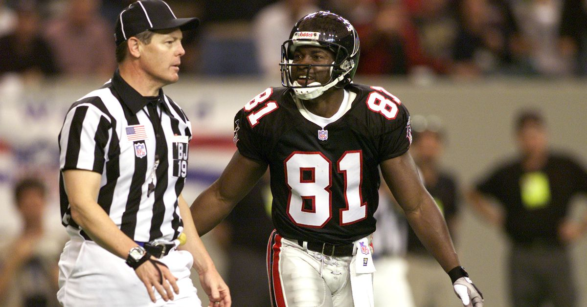 Best Falcons free agents ever: Terance Mathis