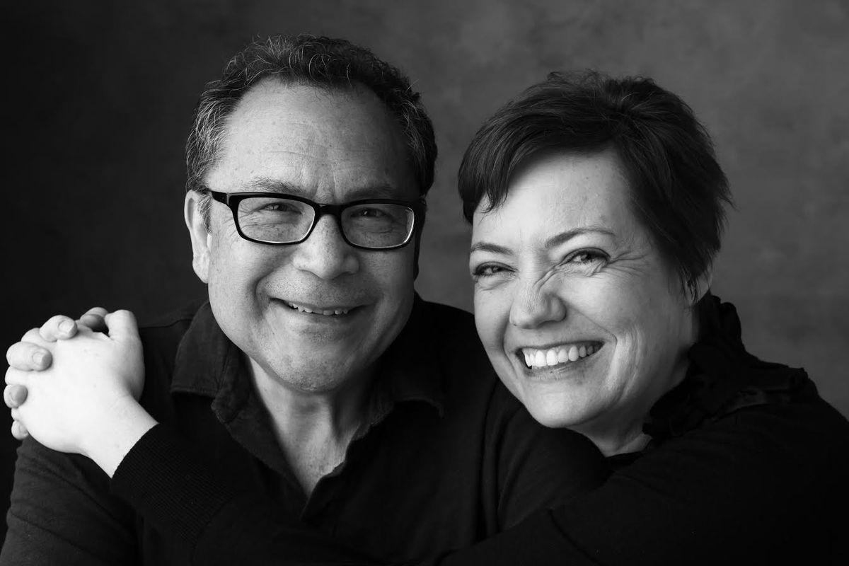 Denise Fedewa and Angelo Varias, her husband of 24 years. | Marc Hauser