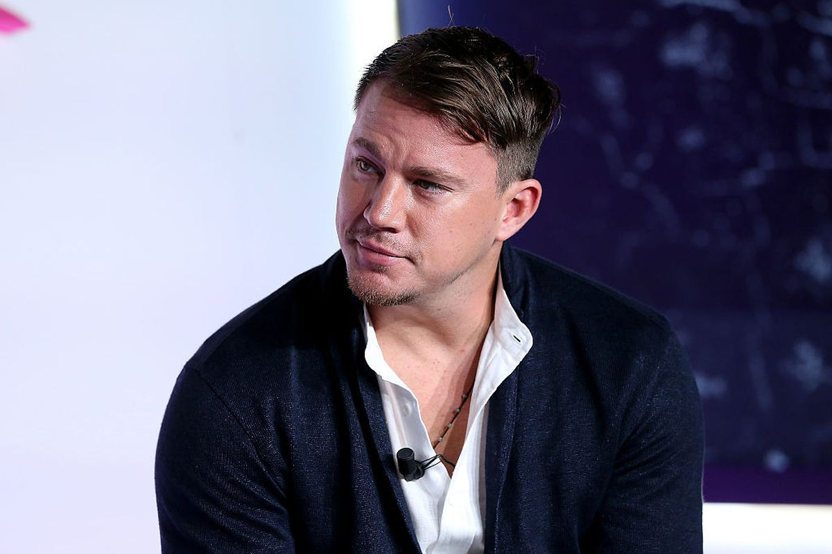 Channing Tatum at The Cannes Lions 2016.