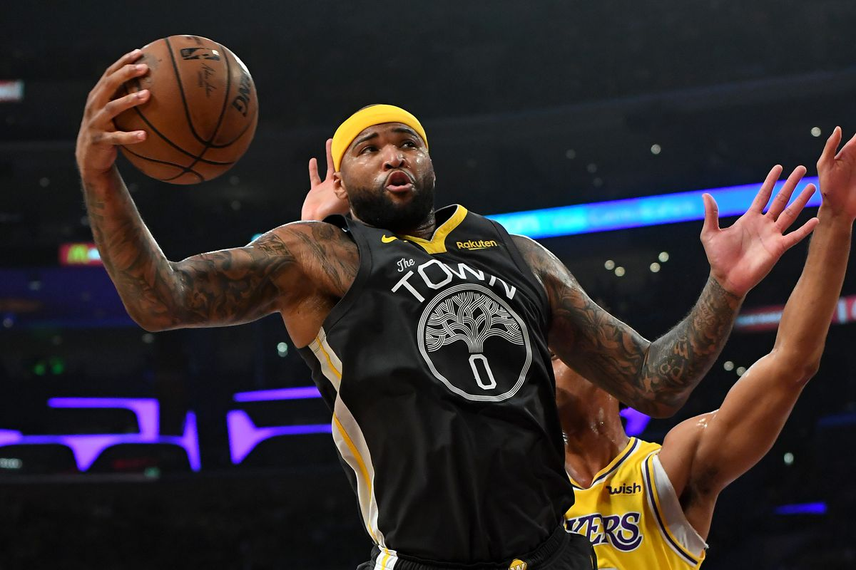 Free Agency Rumors: West executive says DeMarcus Cousins will be 'consolation prize' for the Lakers or Knicks