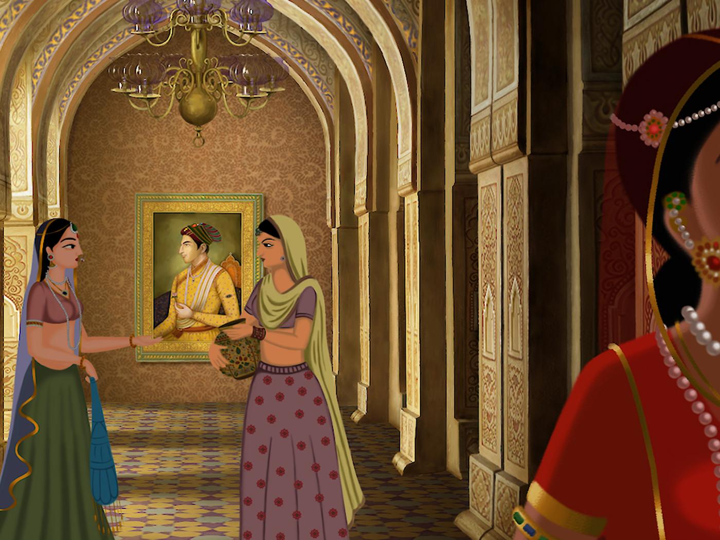 Bombay Rose review India's animation master brings Mumbai to ...