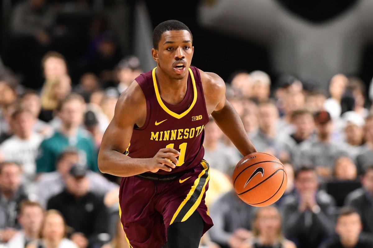 NCAA Basketball: Minnesota at Providence