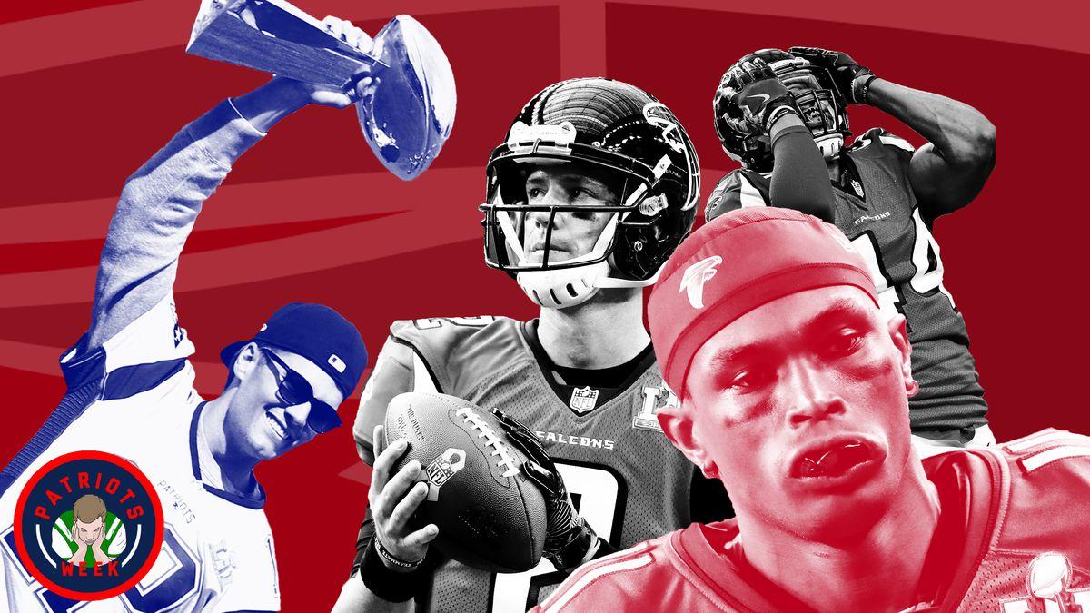 2016 Falcons looking despondent