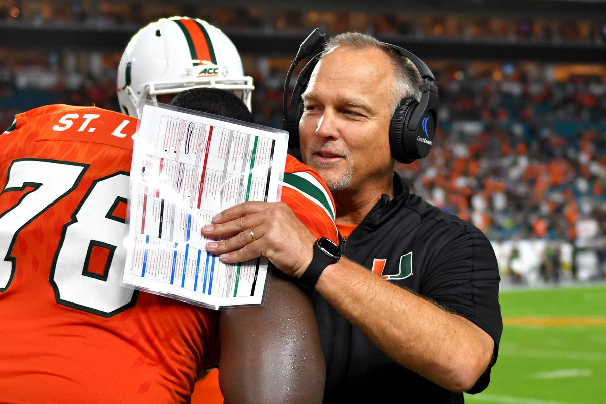 With statement win over Notre Dame, Miami is back