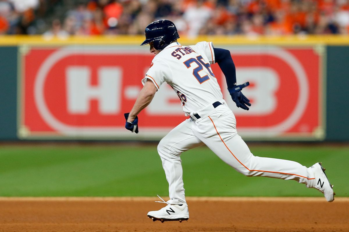 Divisional Round - Cleveland Indians v Houston Astros - Game Two