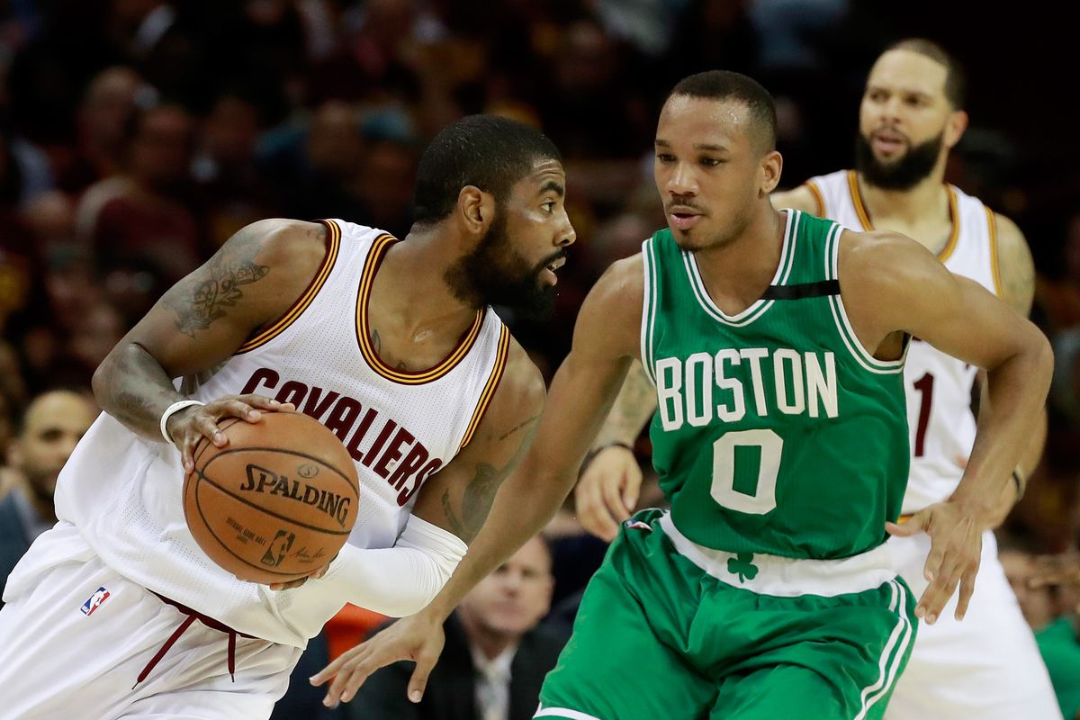 f29f9f220132 Celtics roundtable with CLNS Media  reactions to the Kyrie Irving-Isaiah  Thomas trade