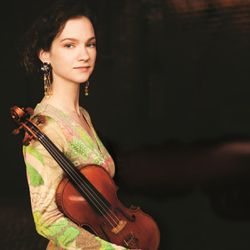 Grammy Award-winning violinist Hilary Hahn will perform with the Utah Symphony during the 2017-18 season.