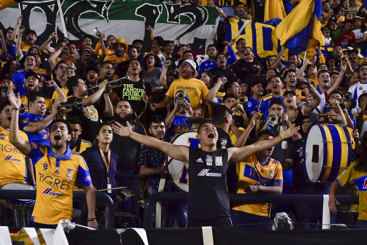 Tigres UANL v Houston Dynamo -CONCACAF Champions League 2019