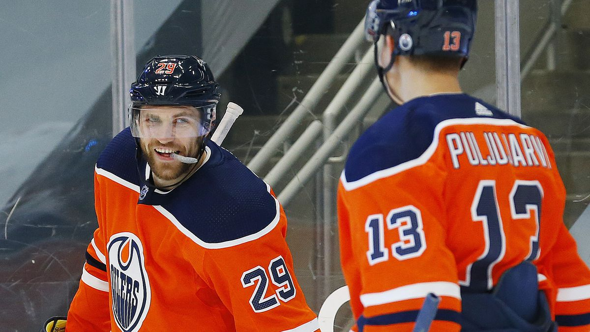 Edmonton Oilers Schedule, Roster, News, and Rumors | The Copper & Blue