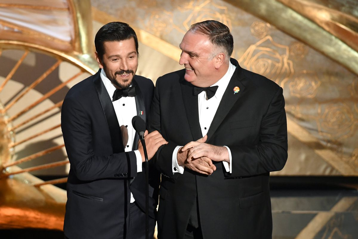Image result for jose andres oscars