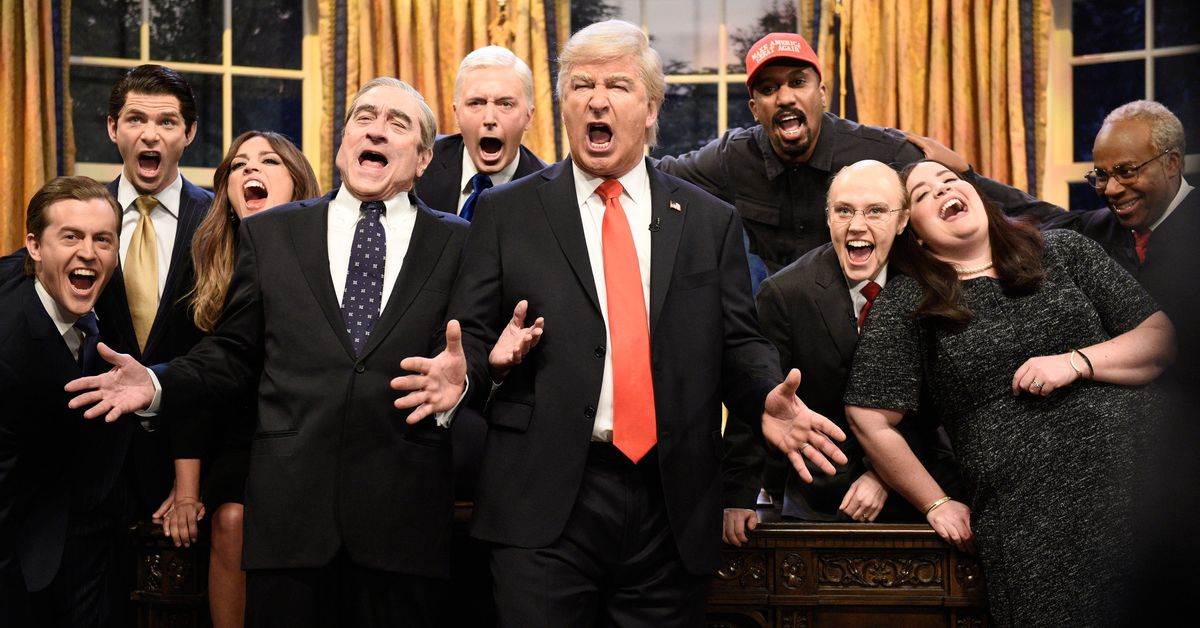 SNL's season finale rips the Trump administration and Alabama's strict abortion law