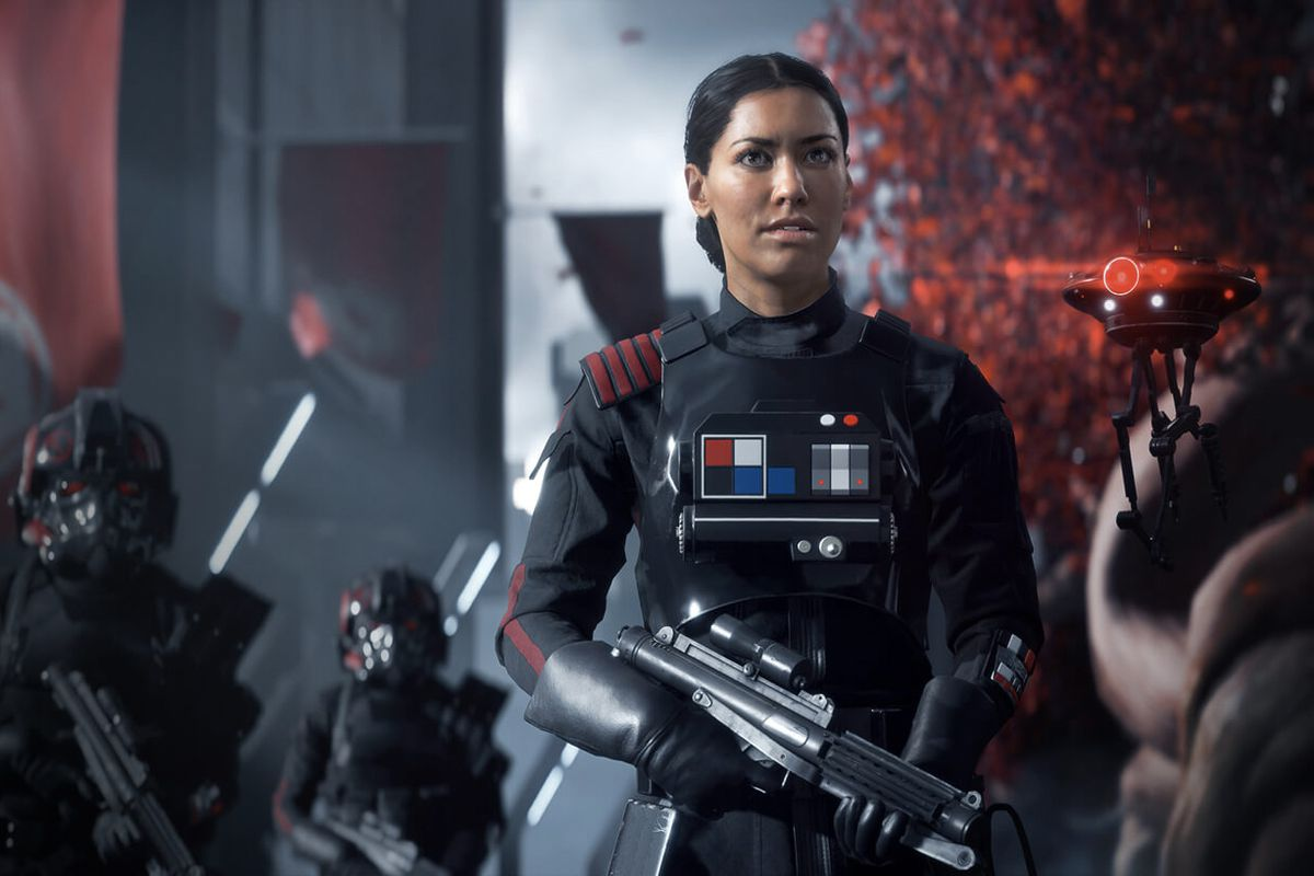 In Star Wars Battlefront 2's campaign, you're the bad guy