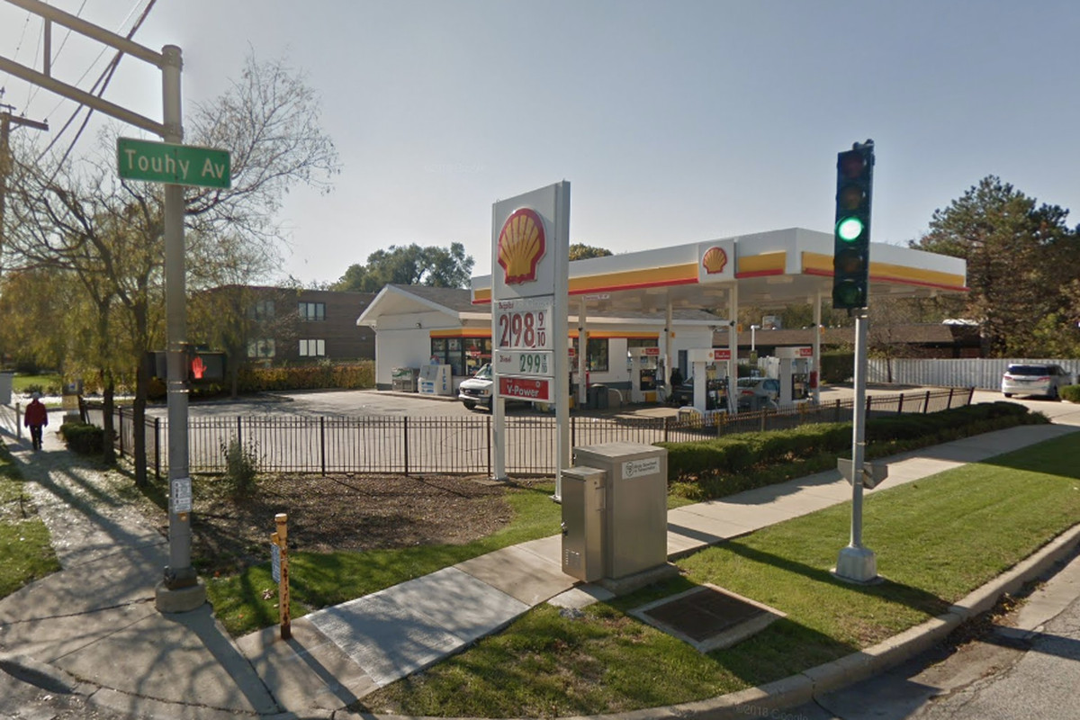 Masked gunman robs gas station in Park Ridge - Chicago Sun-Times