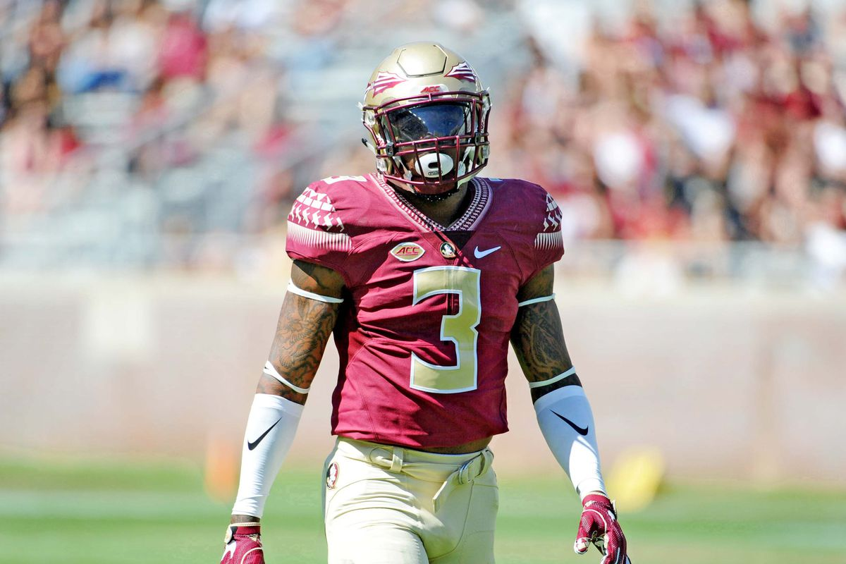 timeless design 2a0aa 41bed 2018 NFL Draft: Derwin James makes a bold top-10 prediction ...