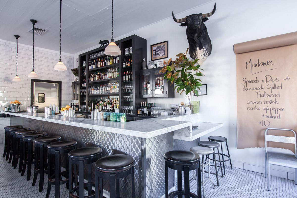 Bar at Marlowe