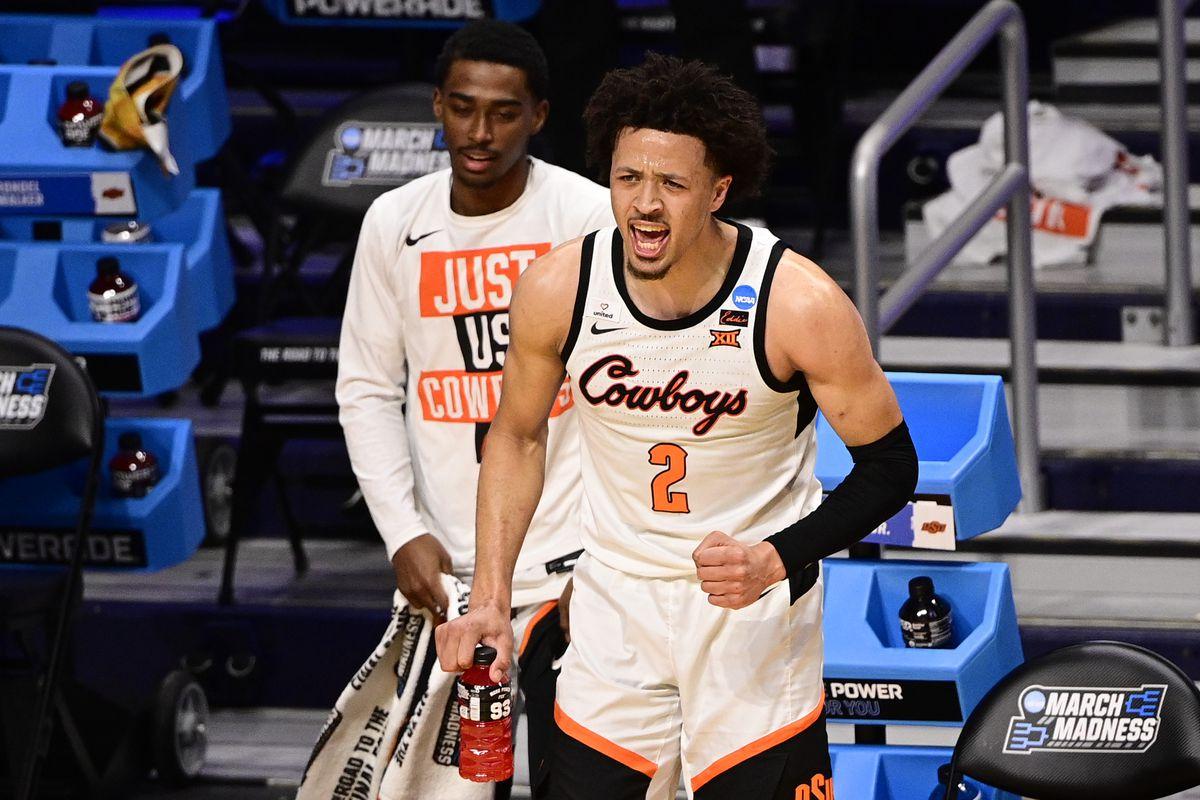 NCAA Basketball: NCAA Tournament-Oregon State at Oklahoma State