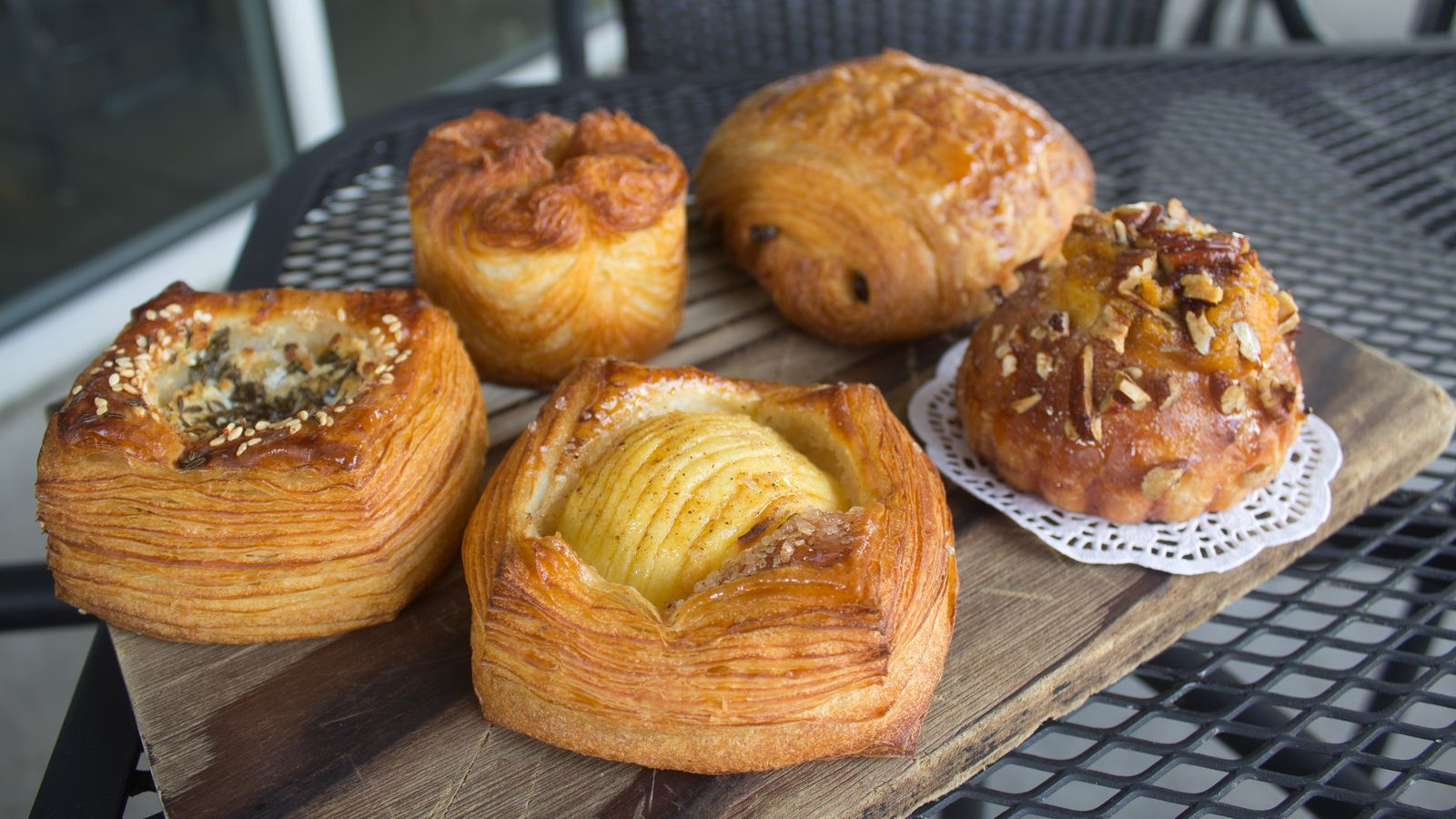Delving Into Odd Duck's Heavenly Brunch Pastry Tray