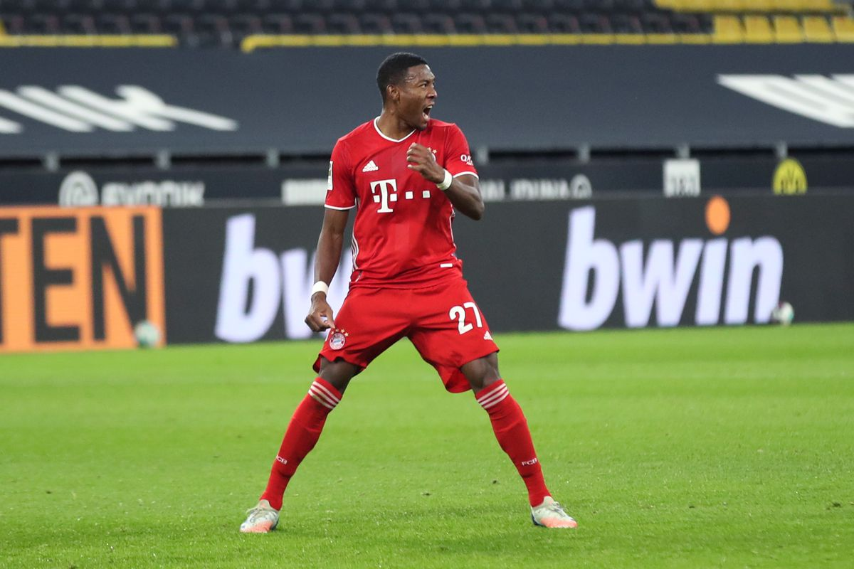 Report: Bayern Munich's David Alaba open to Premier League move - Bavarian  Football Works