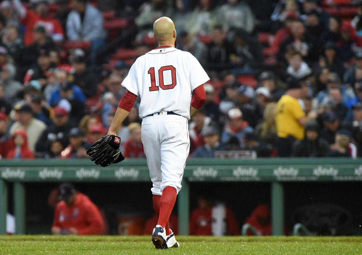 MLB: Texas Rangers at Boston Red Sox