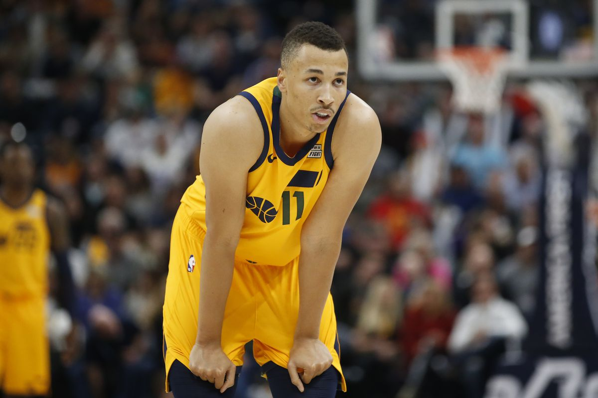 Where In The World Is Dante Exum Jazz Guard Still Not