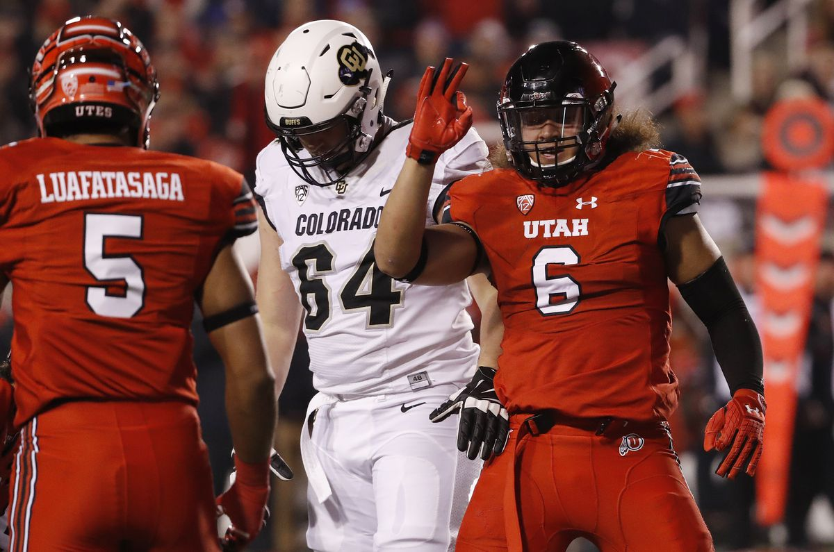 separation shoes 4c266 f9187 Utah football 2018 preview: Time for another surge ...