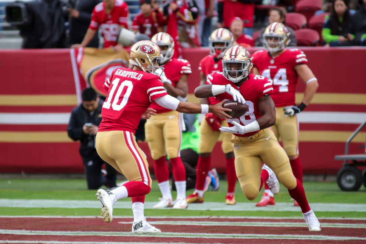 Image result for 49ers 2018
