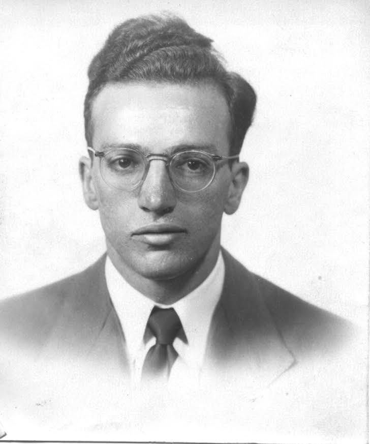 Hyde Park native Myron Rush in his younger days.   Provided photo