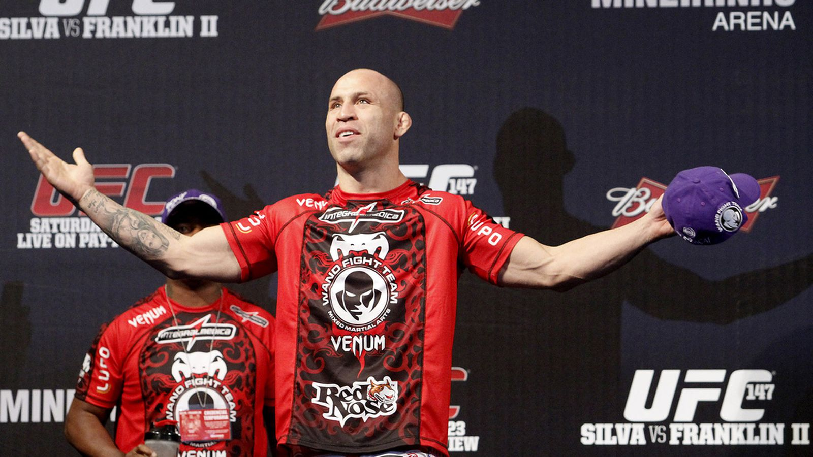 Morning Report: Wandy almost quit TUF