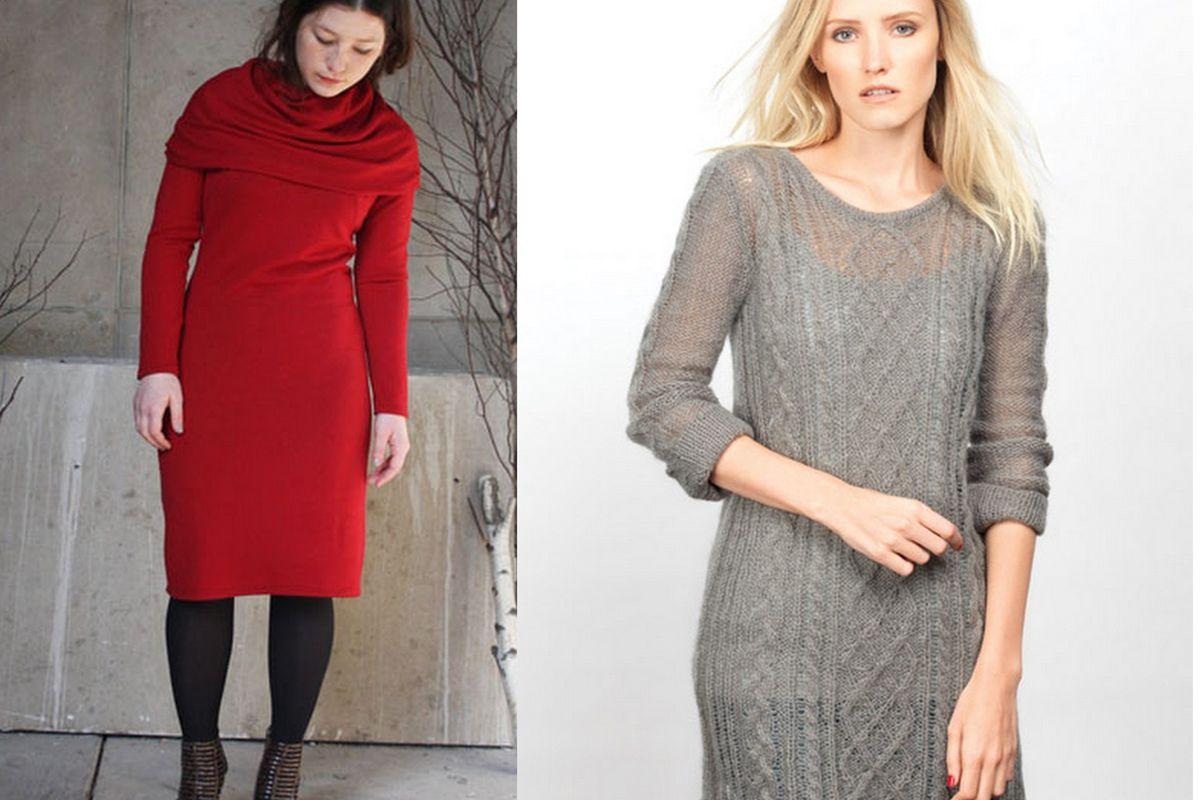 SA VA Zuzu Dress, $169; Wooden Ships Cable Tunic, $118. Images via SA VA.