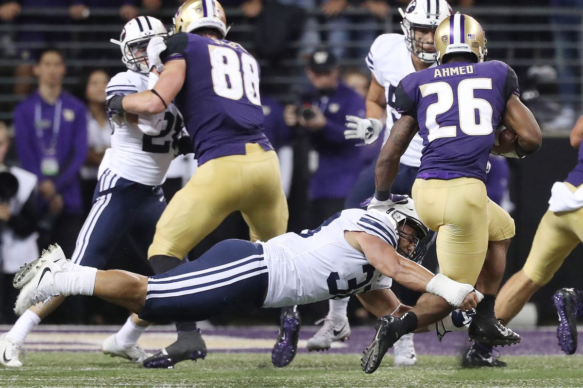 As rematch with No. 22 Washington approaches, resurgent BYU channeling last year's revenge win over No. 6 Wis…