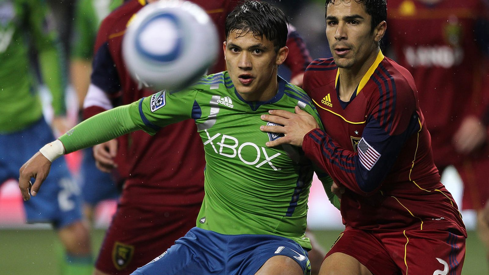 Seattle Sounders Vs Real Salt Lake 2011 Mls Cup Playoffs