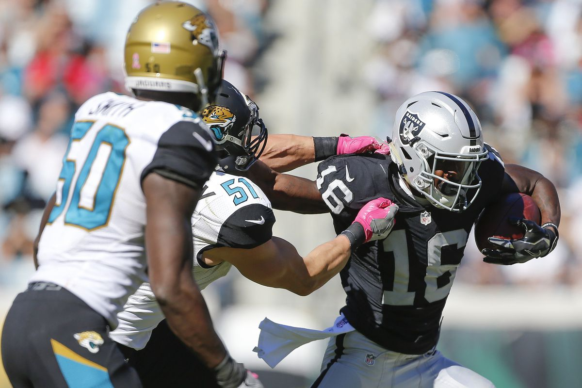 An evaluation of the Oakland Raiders and Jacksonville Jaguars by advanced metrics