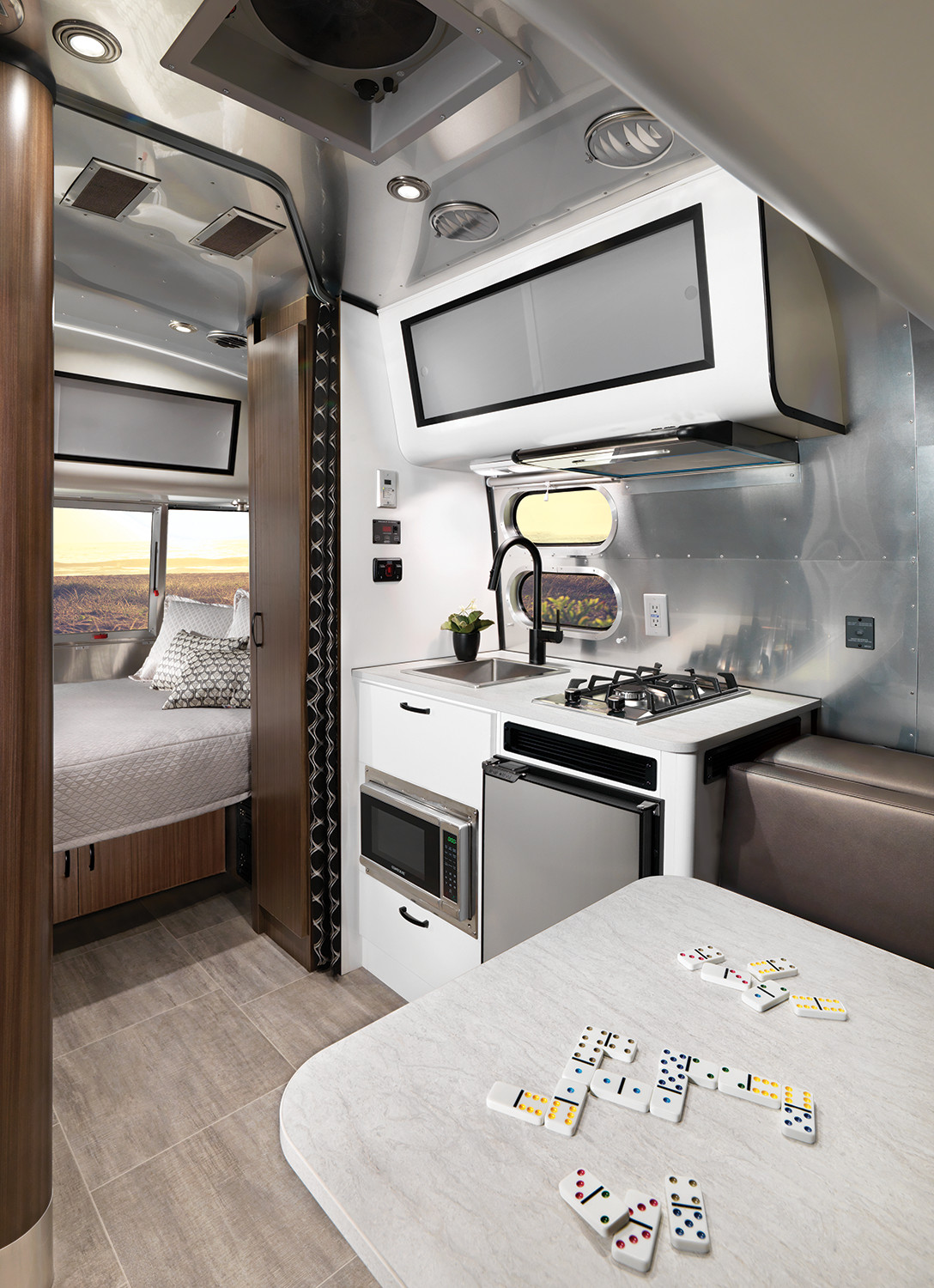 Airstream debuts two new compact travel trailers - Curbed