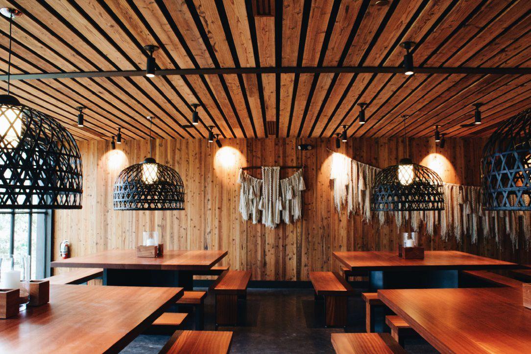Sway Westlake's dining room