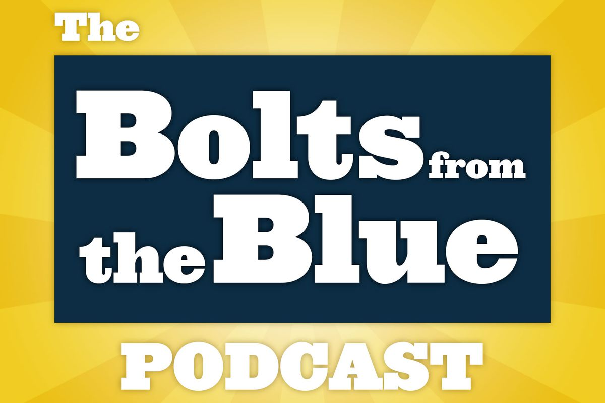 Bolts From The Blue Podcast 19 The San Diego Raiders
