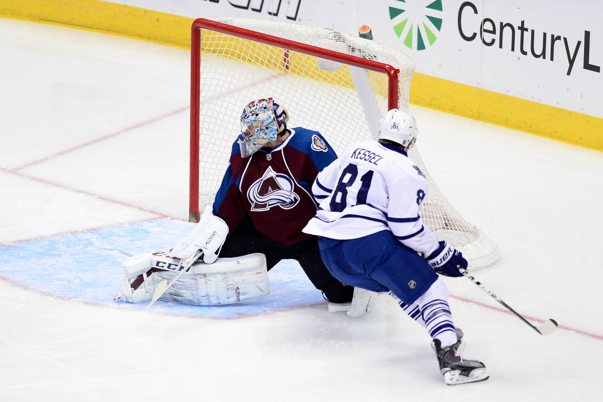 Kessel snipes of course